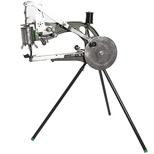 Máquina Eléctrica De Reparación De Zapatos De Cuero De Doble Propósito Operada A Mano, Máquina De Coser Doble De Hilo De Algodón Y Nailon
