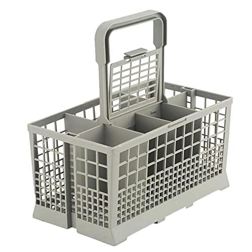 Caja de almacenamiento universal para cesta de cubiertos para lavavajillas, auxiliar de cocina, pieza de repuesto, caja de almacenamiento para lavavajillas