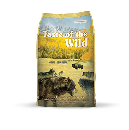 Taste of the Wild Canine High Prairie Bisonte - 13000 gr