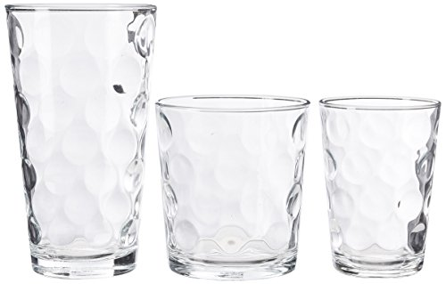 10 best glassware sets of 24 for 2020