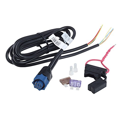 Lowrance Power Cable For Hds Series, Red or Blue, samsung