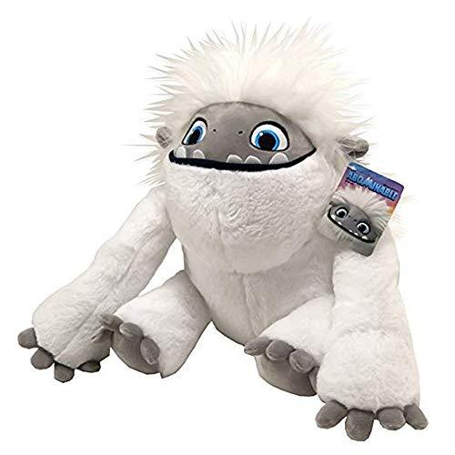 "Abominable - Peluche 9'84""/25cm del Joven Yeti Everest Color Blanco - Calidad Super Soft"