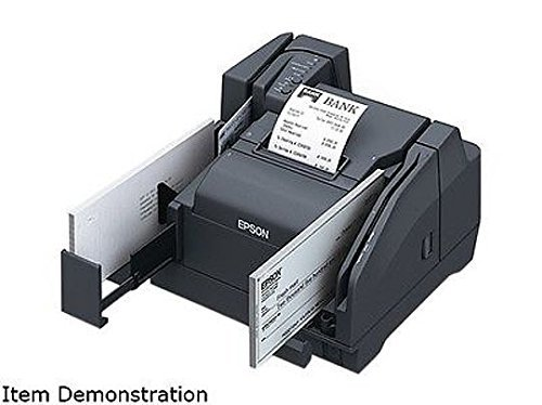 Buy Epson A41A267031 TM-S9000 Multifunction Scanner and Printer, 110DPM, Direct Thermal, USB, 1 Pock...