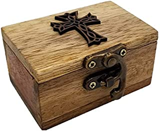 Best wood rosary box Reviews