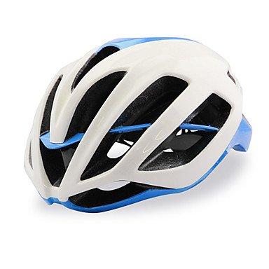 MEEX FTIIER Casco de bicicleta ultraligero integrado ABS Keel Skeleton Casco de...