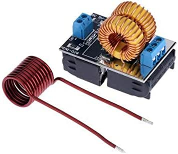 Treedix 5 12V ZVS Low Voltage Induction Heating Power Supply Module with Coil Power Supply Heating product image