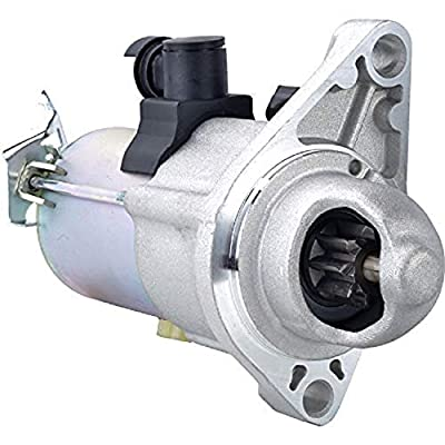 Remanufactured DB Electrical 410-54269R Starter Compatible With/Replacement For 2.0L 1.4 KW CW Rotation PLGR Starter Type 9T 12V Acura ILX 13 2013 19159 19264 31200R1A-A01 31200R1A-A02