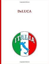 DeLuca Family Notebook