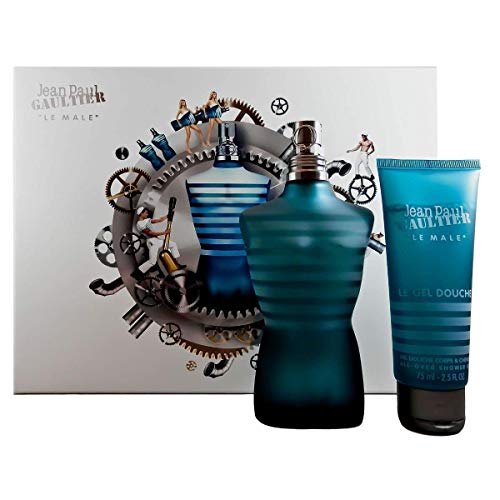 Jean Paul Gaultier Le Male homme/man, Set (Eau de Toilette Spray, 125 ml + Duschgel, 75 ml)