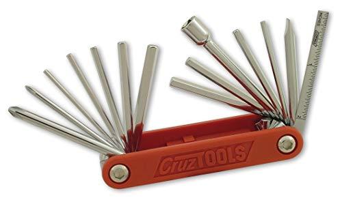 35. CruzTools Drum Key, inch (GTDMT1)