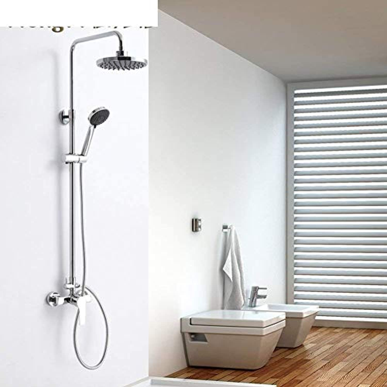 FuweiEncore Duschset Warmes und kaltes Wasserhhne Wasserhahn (Farbe   -, Gre   -)