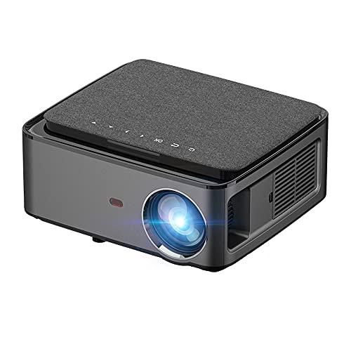 SHDREAM Proyector HD Proyector de Conferencia doméstica portátil,DE Alta FIDELIDAD Calidad de Sonido, decodificación a Nivel de Chip, 6 tecnologías acústicas, resolución nativa de 1920 * 1080dpi, 100