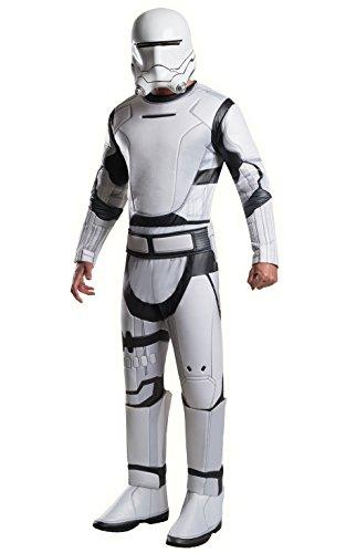 Star Wars: The Force Awakens Deluxe Adult Flametrooper Costume - Standard