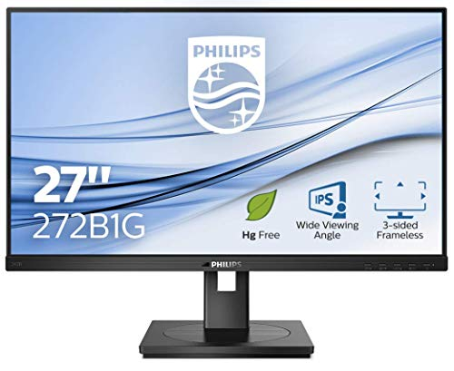 Philips 272B1G - Monitor Verde (68 cm/27', DVI, HDMI,...