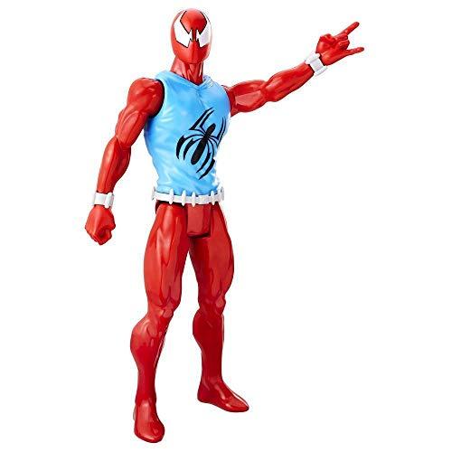 Hasbro Marvel Spider-Man Titan Hero Series Scarlet Spider Figure C0018