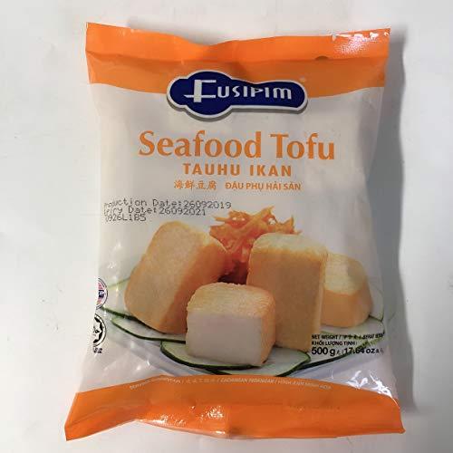 富媽媽 海鮮豆腐 500g 火鍋料理 鍋の素 お鍋・スープに 冷凍食品