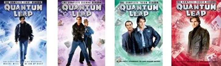 Quantum Leap Bundle Seasons 1 - 4 DVD Set