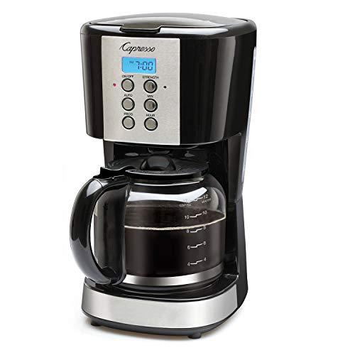Capresso 12 Cup Programmable Coffee Maker (414.01)