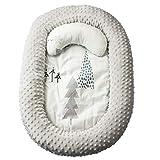 DaMohony - Lettino per neonati, portatile, per bambini, per viaggi, camera da letto, all'a...