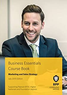 Business Essentials Marketing and Sales Strategy: Study Text
