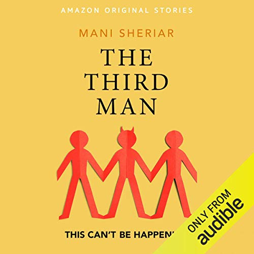 The Third Man Audiobook By Mani Sheriar cover art
