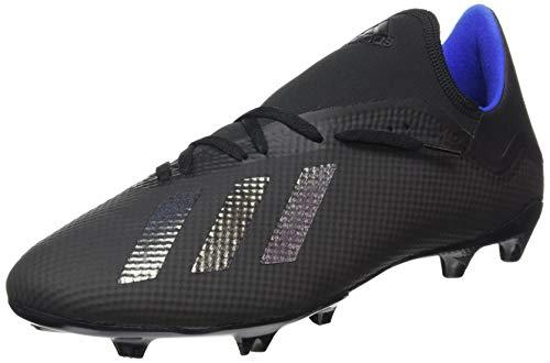 adidas Herren X 18.3 Fg Fußballschuhe, Mehrfarbig (Negbás/Negbás/Azufue 000), 39 1/3 EU