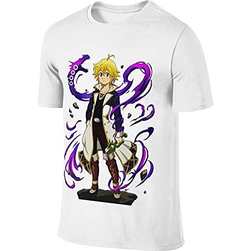 七つ-の大罪 Tシャツ半袖柄カモフラージュ