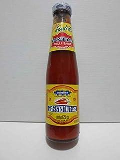 1 X Original Thailand Sriracha Panich Red Hot Chili Sauce Very Spicy 250 Gram (8.8oz.)