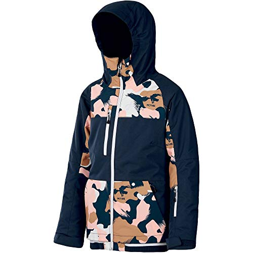 Picture Organic Veste De Ski Zoe Jacket Pink Painter