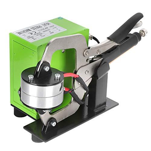 Heat Transfer Printer, Rosin Printer Accessories US Plug 110V Heat Press Machine, Intelligent Digital Controller Printing Presses Accessories for T Shirts