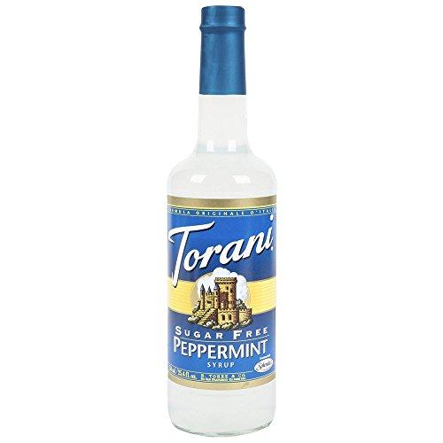 Torani Sugar Free Peppermint Syrup 750mL