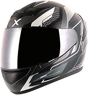 Axor Rage Rusty Dull Athena Grey Silver Helmet-L