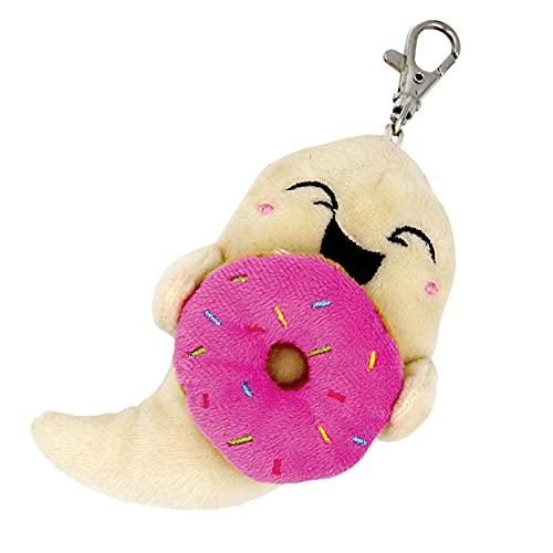 Pummel & Friends - Plüsch Schlüsselanhänger (10 cm) - Boo