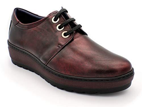 Zapato Cordones Sport NOTTON M-2844-36 EU - Burdeos
