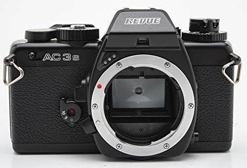 Revue AC3s Gehäuse Body Kamera analoge Spiegelreflexkamera