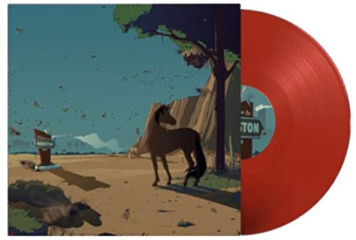 Savage - Exclusive Limited Edition SIGNED Red Colored Vinyl LP