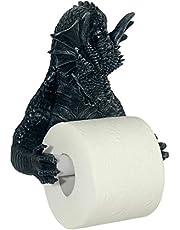 MystiCalls Decoratiefiguur draak als toiletpapierhouder - wc-papierhouder Fantasy Gothic