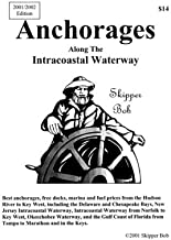 Anchorages along the Intracoastal Waterway