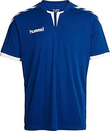 Hummel Core SS Poly Camiseta Hombre: Amazon.es: Ropa y accesorios