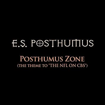 Posthumus Zone (The Theme to the Nfl On Cbs)
