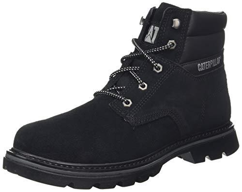 Cat Footwear Herren Quadrate Stiefeletten, BLACK, 44 EU