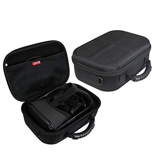 Best Prices! Hermitshell Hard EVA Travel Case for Oculus Quest All-in-one VR Gaming Headset 64GB and...