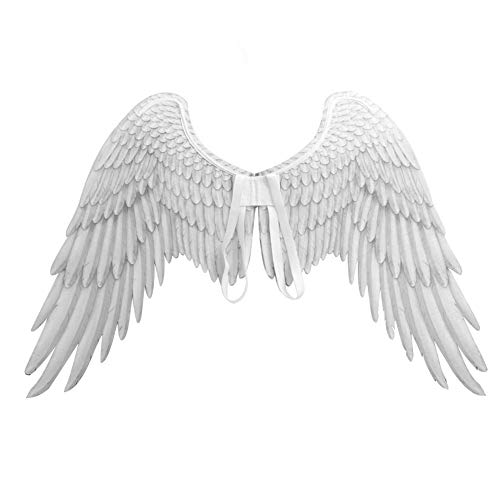 Ysang Halloween 3D Angel Devil Big Wing, Carnival Party Costume Performance Prop, Angel Costume Wings for Men Women
