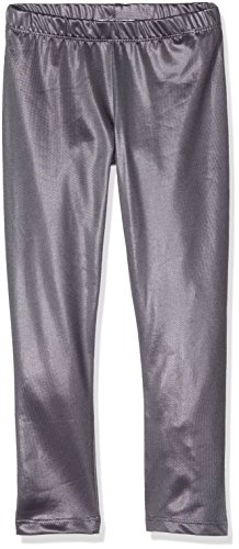 NAME IT Mädchen NITBAN NMT NOOS Leggings, Grau (Nine Iron), 116