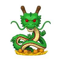 """De la colección dragon ball z, 10"""" shenron dragon como figura de vinilo pop de funko La figura mide 25 cm y se envía en una caja ilustrada con ventana Descúbre otras figuras de la colección dragon ball z y colecciónalas todas Funko pop el juguete del..."""