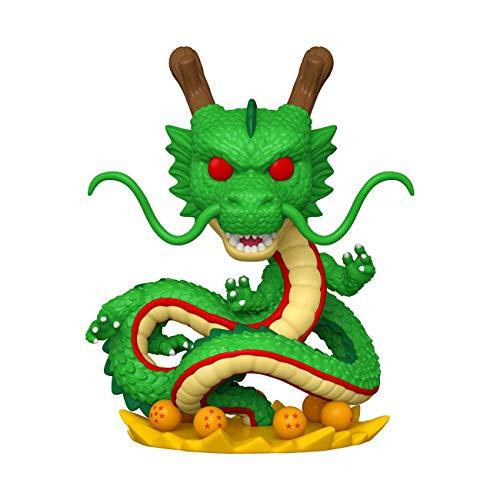 "Funko- Pop Animation Ball Z S8-10 Dragonball Z S8 10"" Shenron Dragon Figurine de Collection, 50223, Multicoleur"