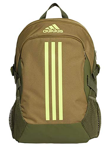 Adidas GL0956 POWER V Sports backpack unisex-adult wild moss/wild pine NS
