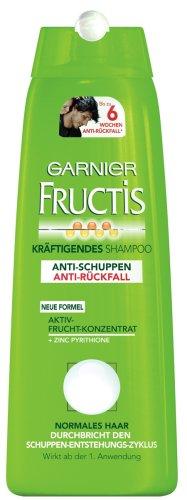 Garnier Fructis Shampoo Anti-Schuppen, 1er Pack (1 x 250 ml)