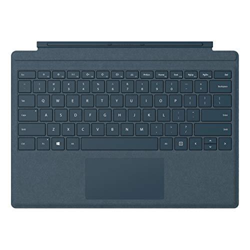 Microsoft Surface Go Signature Alcantara Type Cover QWERTZ - Blue