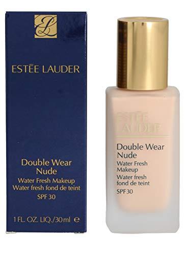 Estée Lauder Double Wear Nude Water Fresh Makeup Fondotinta 1C1 Cool Bone, 30ml
